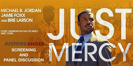 Just Mercy Screening and Discussion
