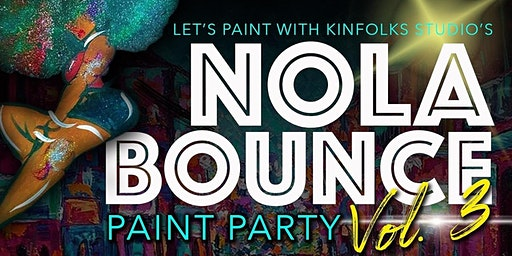 NOLA Bounce Vol 3.
