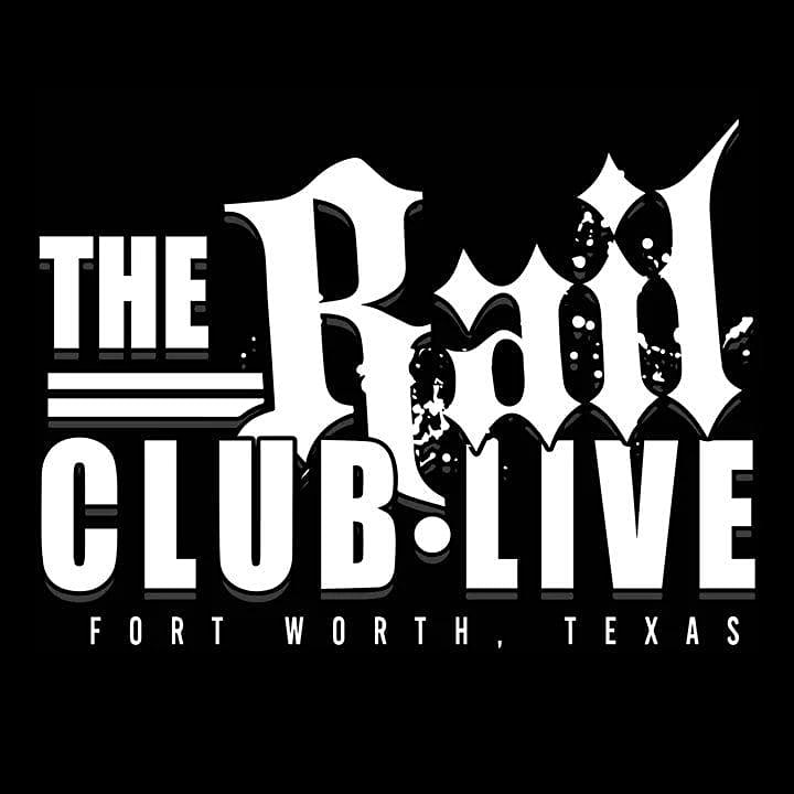 The Convalescence, Filth at The Rail Club Live image