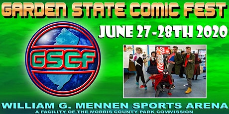 Garden State Comic Fest: Morristown Edition - 2020 tickets