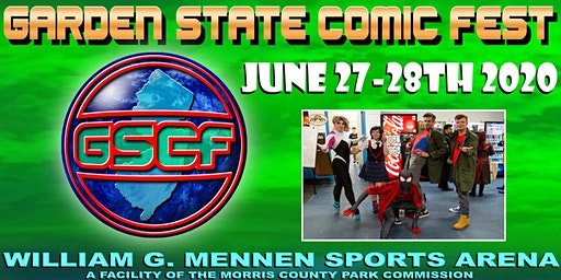 Garden State Comic Fest: Morristown Edition - 2020