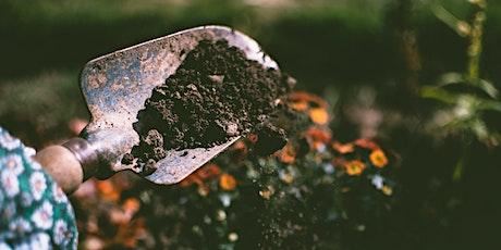 Garden tool maintenance & sharpening tickets