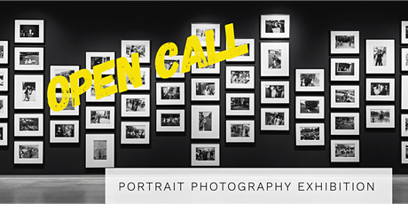 Call for Portrait Photography Exhibition tickets