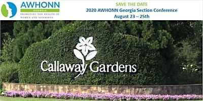 AWHONN Georgia State Conference 2020