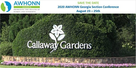 AWHONN Georgia State Conference 2020 tickets