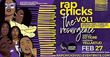 Rap Chicks Vol. 1: The Resurgence tickets