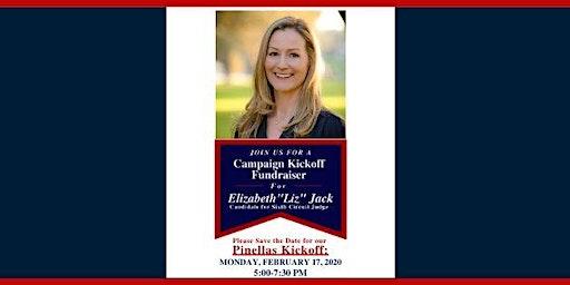 Pinellas Judicial Campaign Kickoff for Liz Jack