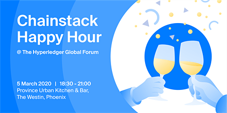 Chainstack Happy Hour @ The Hyperledger Global Forum: All things Fabric tickets