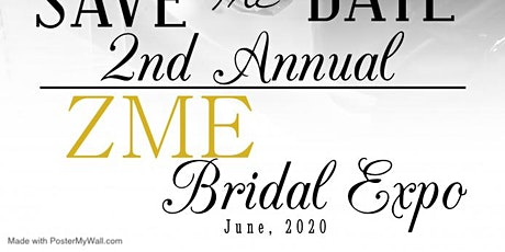 2nd Annual ZMEBridal Expo tickets
