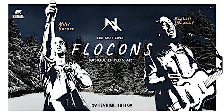 Session Flocons au Norbert - Miles Barnes & Raphaël Dénommé (29 février) billets