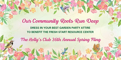 2020 Holly's Club Spring Fling tickets