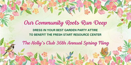 2020 Holly's Club Spring Fling