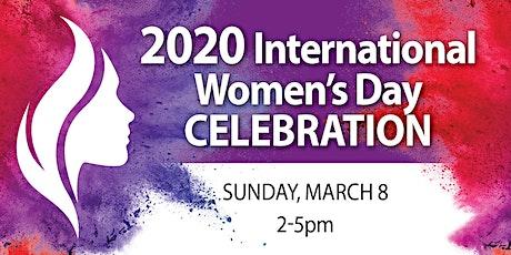 2020 International Women's Day Celebration tickets