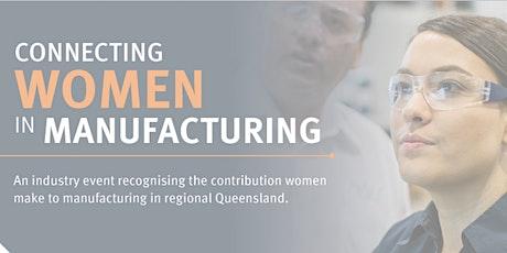 Connecting Women in Manufacturing - Weir Minerals Australia - 5 March 2020 tickets