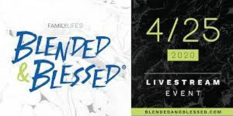 BLENDED & BLESSED VIDEO CONFERENCE tickets