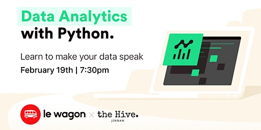 Data Analytics with Python - Workshop