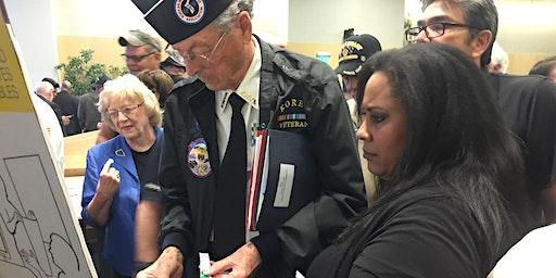 NORTH LAS VEGAS - 2020 Nevada Veterans Legislative Symposia