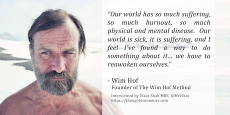 Introduction to Wim Hof Breathing tickets