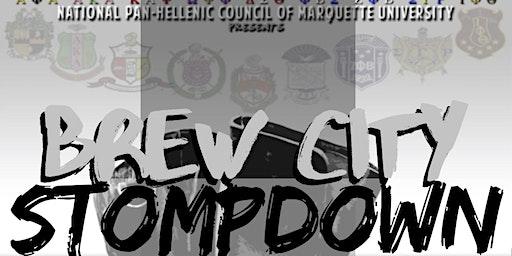2020 Brew City Stompdown