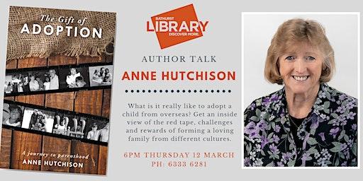 Author talk: The Gift of Adoption