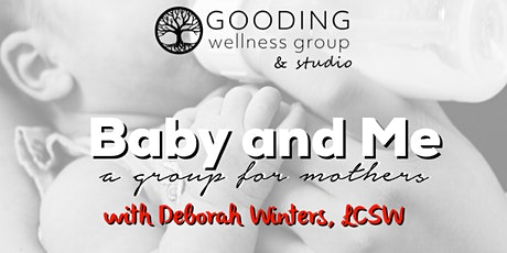 Baby & Me: A Group for Mothers entradas