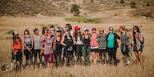 February Meet Your $$ Goals Hike with Jacki Carr x Cheryl Boyd