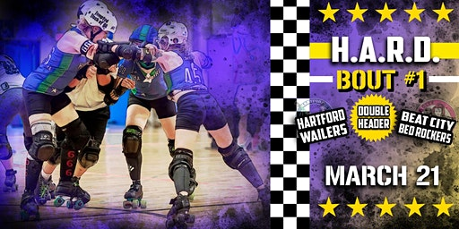 Hartford Area Roller Derby Season Opener
