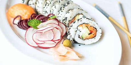 Slow Your Roll: Beginner Sushi - Cooking Class by Cozymeal™ tickets
