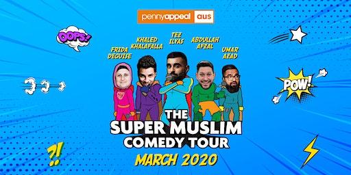 MELBOURNE - Super Muslim Comedy Tour 2020