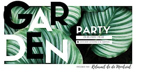 Garden Party au profit de la Maison d'Haïti [REPORTÉ] tickets