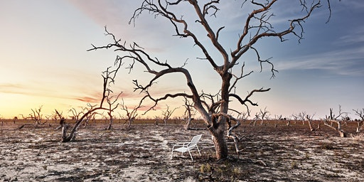 Explore the drought stricken landscape of the Outback with Alexander