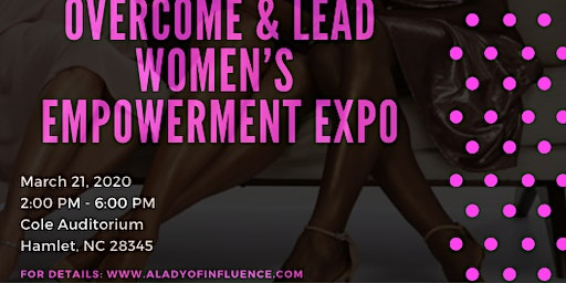 Overcome and Lead Women's Empowerment Expo