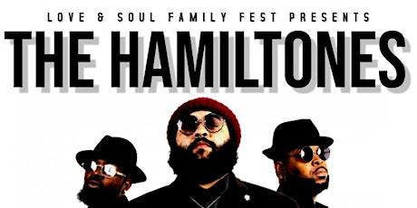 Meet the Tones: Meet &  Greet The Hamiltones tickets