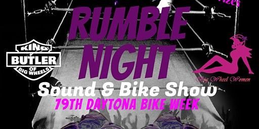 Big Wheel Women Presents Rumble Night 2020