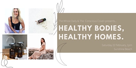 Healthy Bodies, Healthy Home tickets