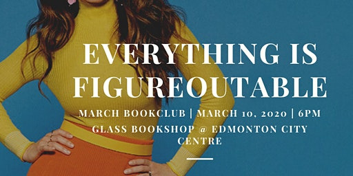"""In Her Company Bookclub - """"Everything is Figureoutable"""" by Marie Forleo"""