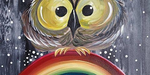 An Evening w/Paintergirl~Love Whoooo You Are~ Pints & Paints~ALL AGES!
