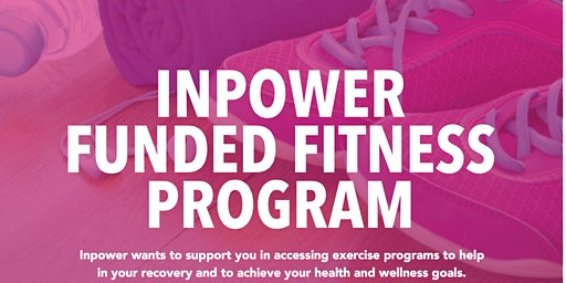 Inpower Funded Fitness Exercise and Nutrition  Workshop