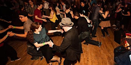 Saturday Swing Toledo - March tickets