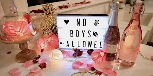 NO BOYS ALLOWED!
