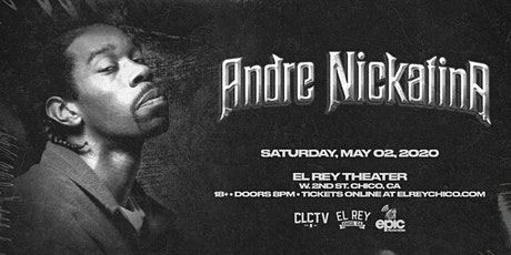 ANDRE NICKATINA  - Chico, CA tickets