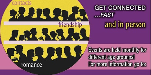 Speed Dating Event (Ages 35-49) RSVP!!