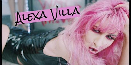 Alexa Villa at Troubadour tickets
