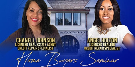 Home Buyers Seminar - Power of Credit Edition **GET THE FACTS** YOU'RE INVITED!! tickets