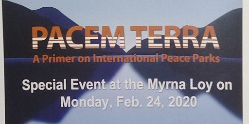 PACEM TERRA special viewing