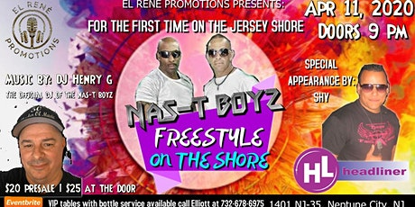 Freestyle On The Jersey Shore tickets