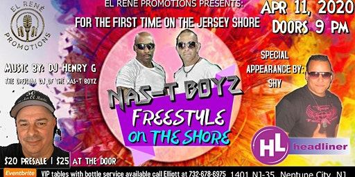 Freestyle On The Jersey Shore