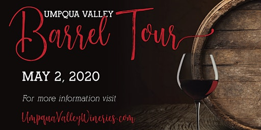 2020 Umpqua Valley Barrel Tour