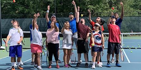 Salisbury Abilities Tennis Clinics tickets