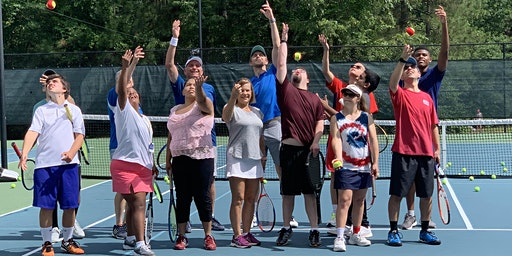 Salisbury Abilities Tennis Clinics